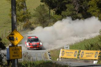Gill breaks through to win VINZ International Rally of Whangarei