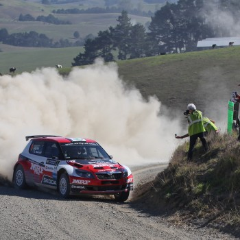 Gill wins Rally Whangarei 2014 - APSM