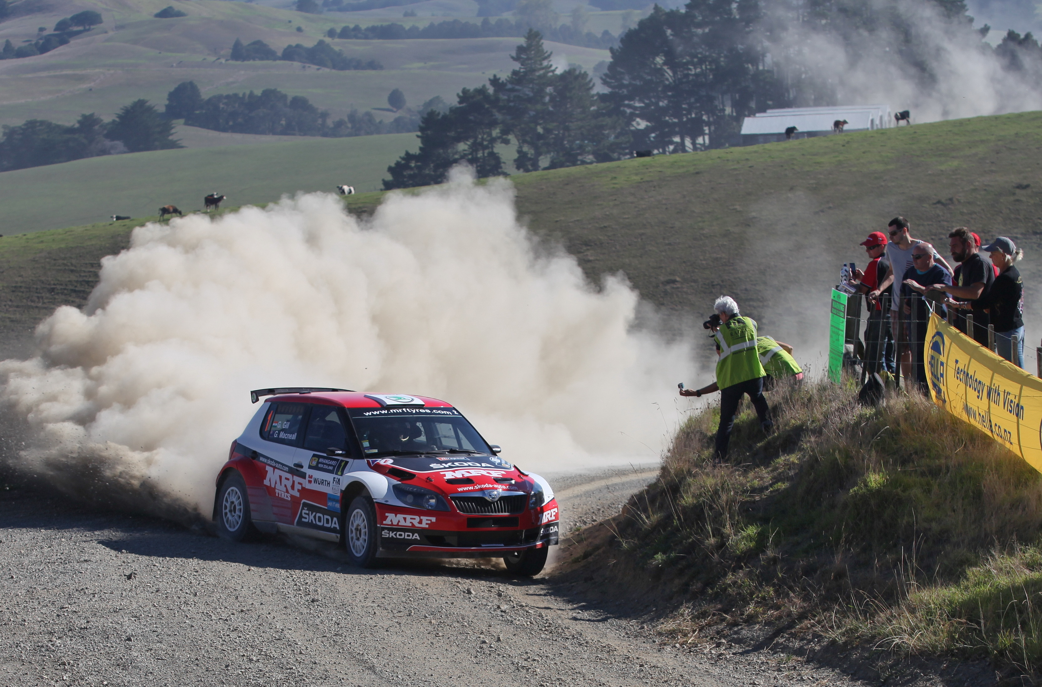 NZ TV to air International Rally of Whangarei