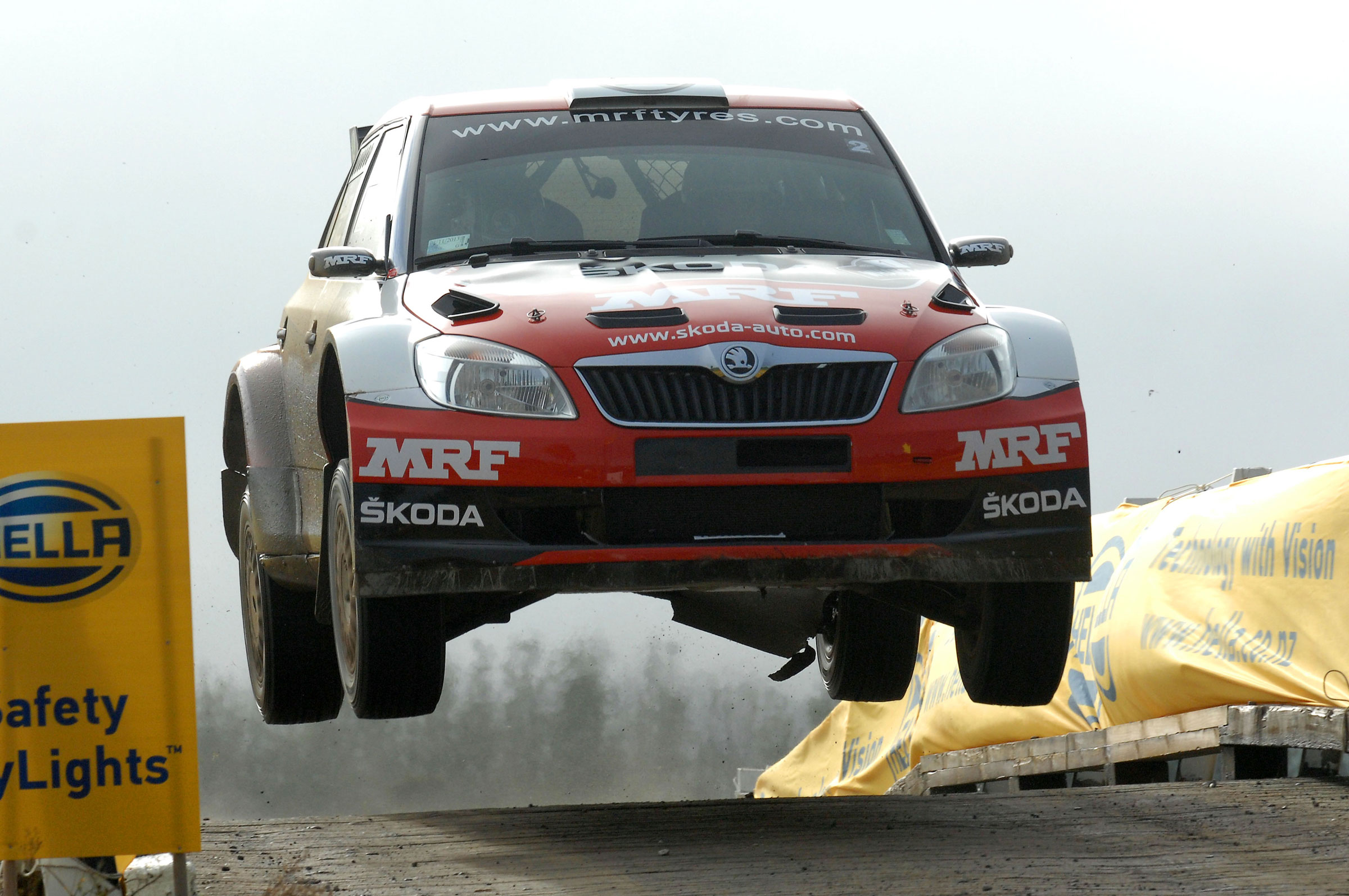 Defending champion to carve new path at International Rally of Whangarei
