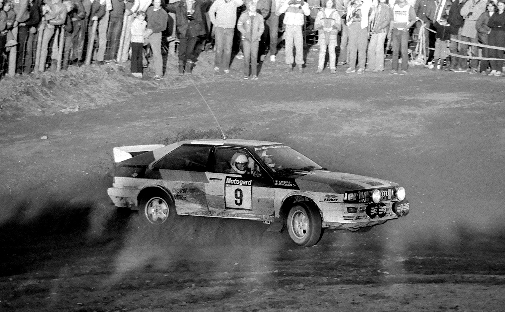 Special trophy for Classic Winner at Rally Whangarei