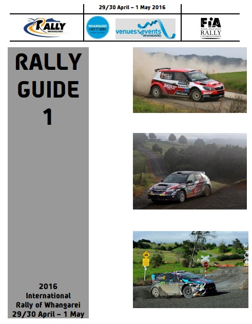 Rally Guide 1 now available