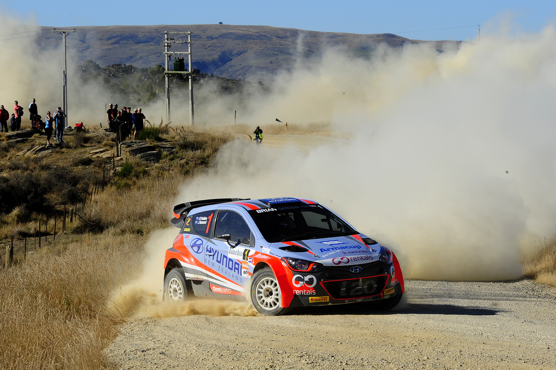 WRC Star Paddon returns home for Whangarei rally