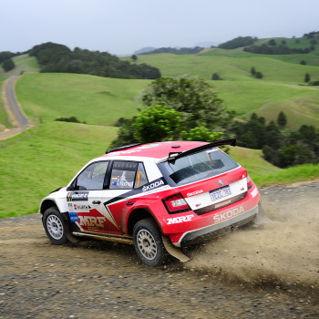 Gaurav Gill wins 2016 International Rally of Whangarei