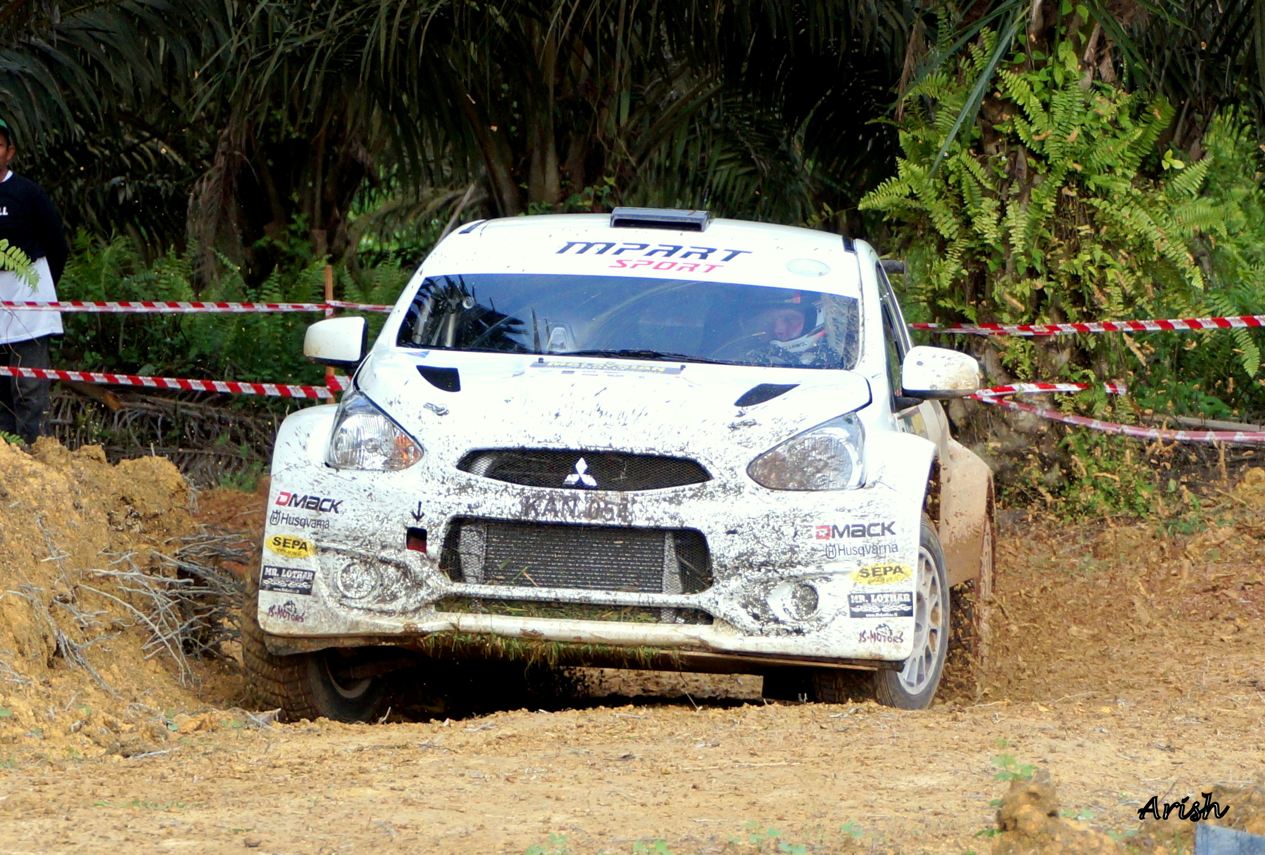 Stars in cars for International Rally of Whangarei