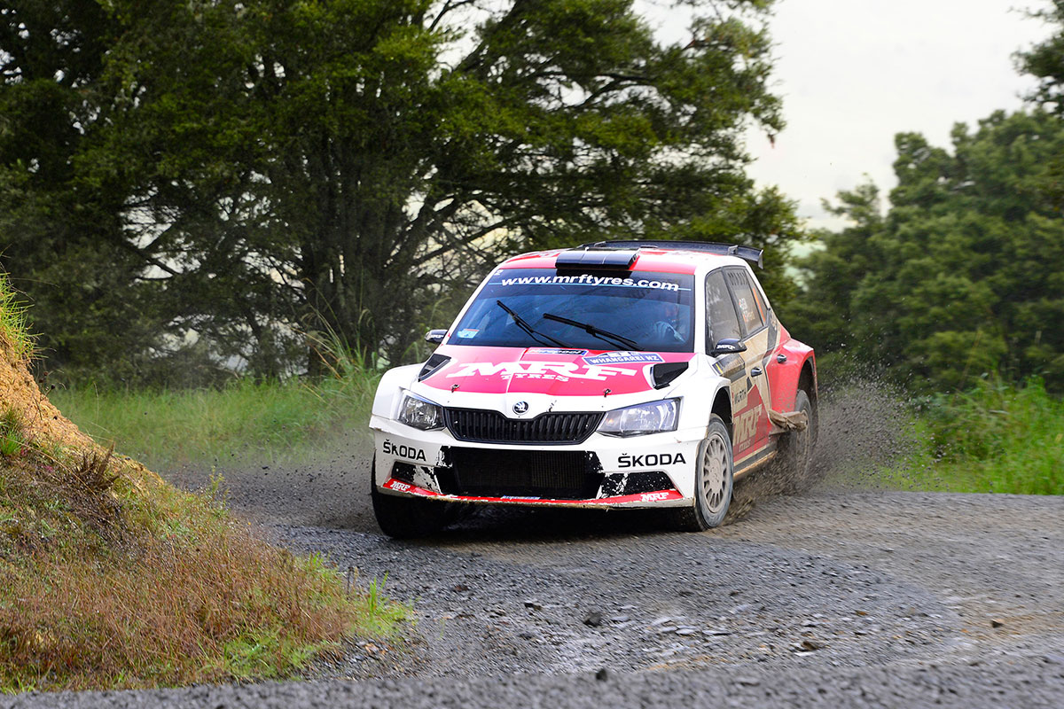 Victory for India's Gill at International Rally of Whangarei