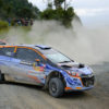 Paddon takes commanding lead after first day of International Rally of Whangarei