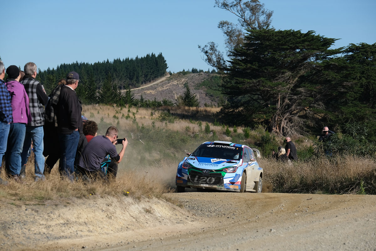 Whangarei gears up for international rally